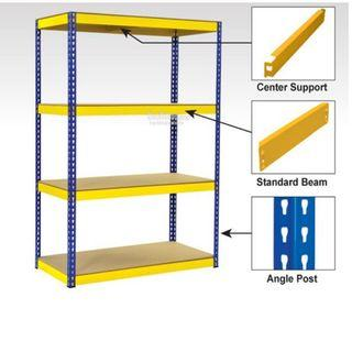 TTF Boltless Rack/ Storage Rack heavy duty