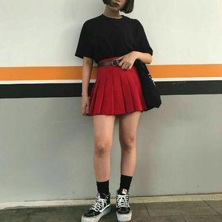 Tennis Skirt Red (NEW)