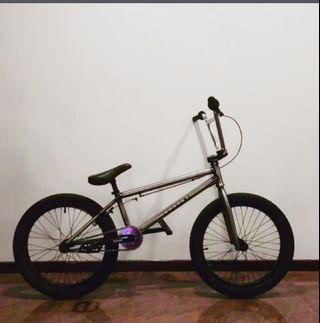 Raw Chrome (United Supreme) BMX