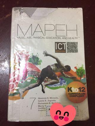MAPEH 7
