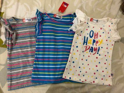 Big & Small Shirt Set
