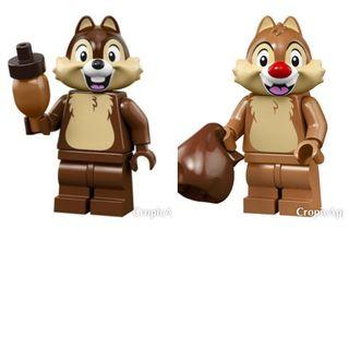 🚚 LEGO Disney Chip and Dale