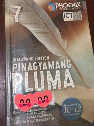 Grade 7 Filipino Book