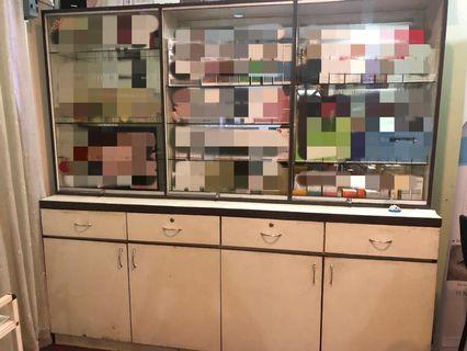 Product cabinet n counter