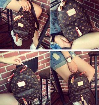 Grimo Backpack Fashion Bag Shoulder Bag