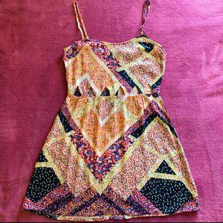 H&M patterned Summer dress