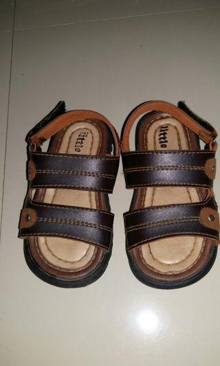 Sepatu sandal anak uk 24 (16,5cm) Kondisi seperti Baru 👍👍
