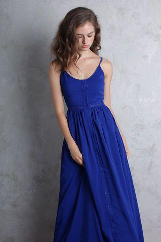 TTR Ellyn Lace Maxi Dress