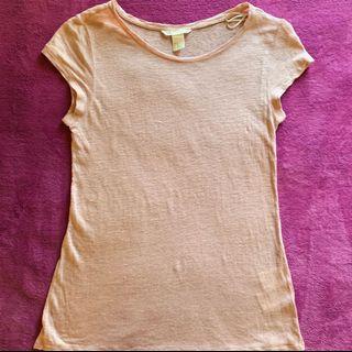 H&M Conscious Linen shirt