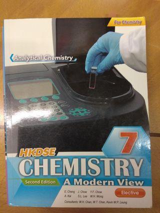 dse elective analytic chemistry
