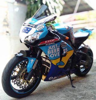 Honda CBR 1000RR 2008/10