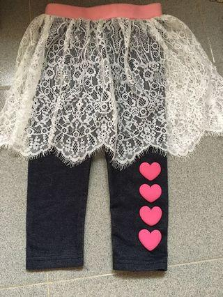 BB裙褲 (12-18months)