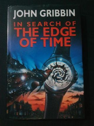 In Search of the Edge of Time | John Gribbin | Hardcover