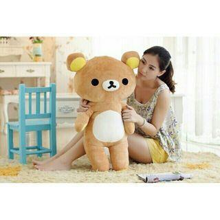 Rilakkuma Big Plush Stuffed Toys #APR10