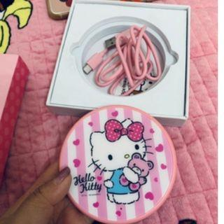 🚚 [PO] Wireless Charger Hello Kitty