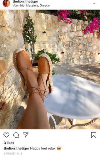 Alohas espadrille shoes