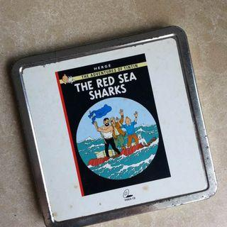 Tintin - The Red Sharks