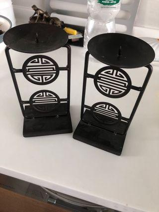 🚚 Candle holder