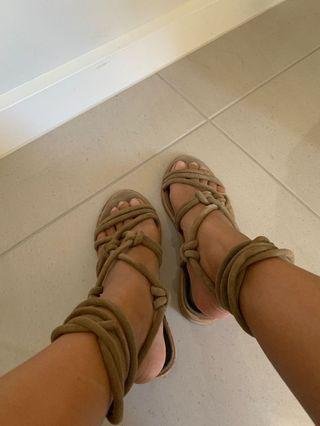 Sol Sana rope shoes