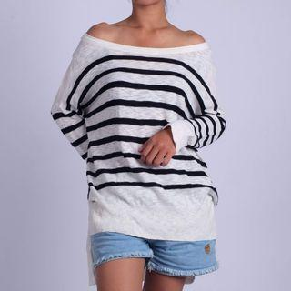 ZARA Striped Knitwear