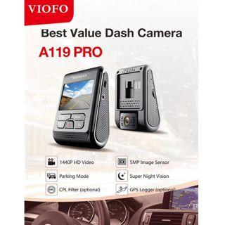 #171 Viofo A119 Pro car dash camera