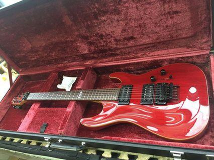 ESP horizon deluxe custom guitar電吉他