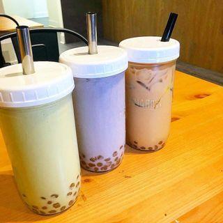 Reusable Bubble Tea Tumbler Cup
