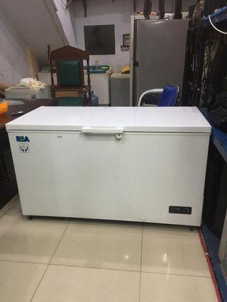 Freezer Box Rsa, Jumbo, 450 Liter, Kondisi Seperti Baru