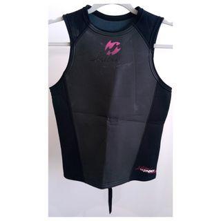 Billabong Ladies Wetsuit Vest Sleeveless Top | Size 12