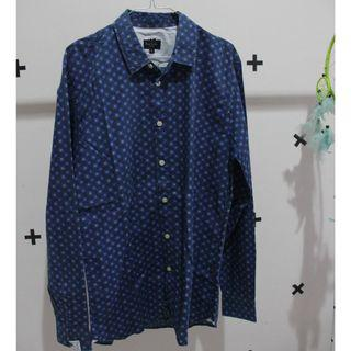 Paul Smith Shirt Blue