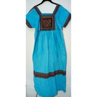 Blue Maxi Dress | Size Medium