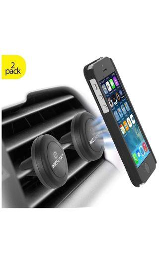 🚚 (Preorder) Wizgear Magnetic Phone Car Mount (2 pack)