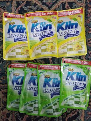 so klin lantai lemon dan apel 80ml