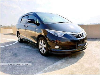 Toyota Estima Hybrid 2.4 Auto G 7-Seater