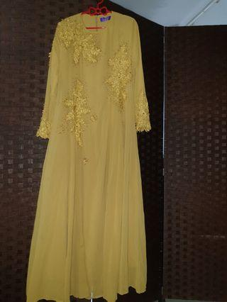 Baju nikah/tunang/raya/muslimah/jubah