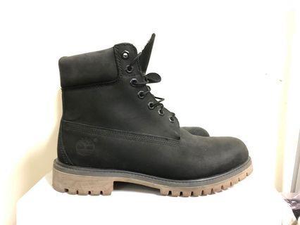 🚚 Timberland 黑靴