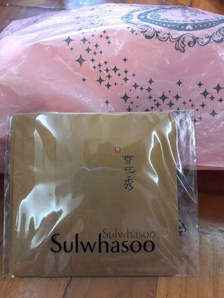 Sulwhasoo 雪花秀 overnight vitalizing mask