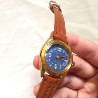 Vintage SOLVIL et TITUS watch from 1980s