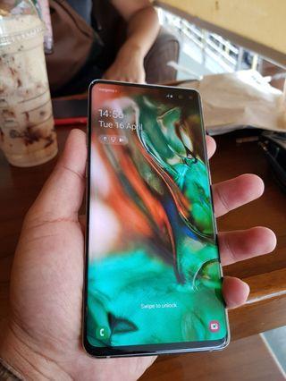 Samsung 10Plus White