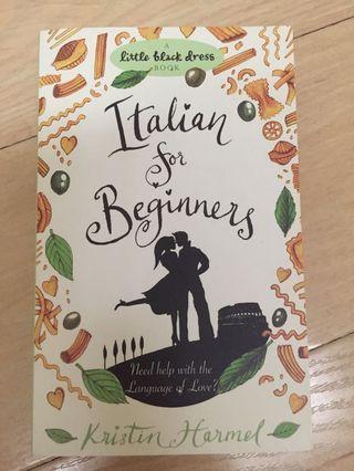 Kristin Harmel - Italian for Beginners