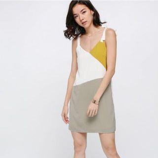 LB Bealla Colour Block Dress