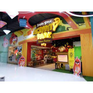 Angry Bird Activity Park Johor Bahru E-ticket Open Date