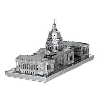 Metal Earth steel laser cut 3D model (US CAPITOL)