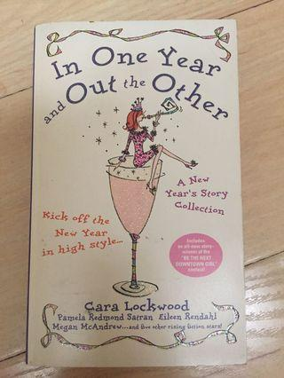 Cara Lockwood - In One Year and Out the Other