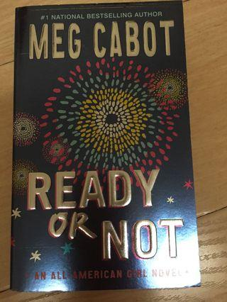 Meg Cabot - Ready Or Not