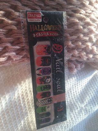 Halloween Nail Seal