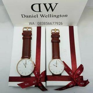Jam Tangan Daniel Wellington Couple