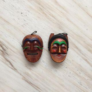 Mask Kakek Nenek Jepang