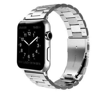 Apple Watch stainless steel bracelet (40-44mm)