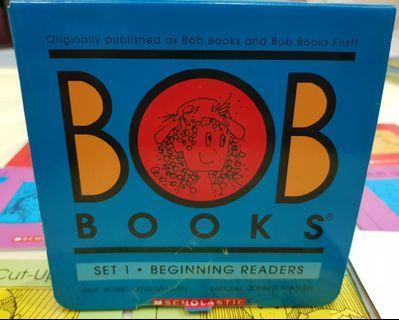BOB Books Set 1 - Beginner Readers